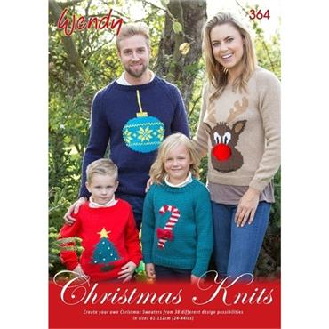 Christmas Knits Book (Wendy #364)