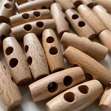 1 x Wooden Toggle - 30mm
