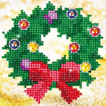 Diamond Dotz Christmas Wreath Kit
