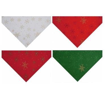 Christmas Felt Rectangular Sheet x 1 (24cm x 30cm)