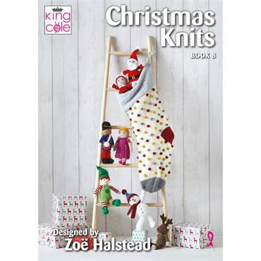 King Cole Christmas Knits Book 8