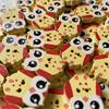 Owl Buttons - 20mm (Yellow)