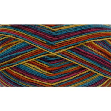 King Cole Zig Zag 4ply Sock Yarn