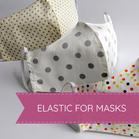 Elastic for Masks