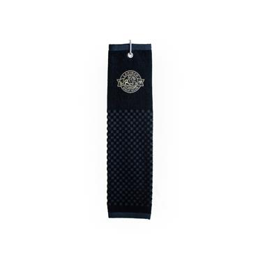 Trifold Towel,Black