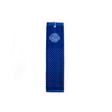 Trifold Towel,Blue