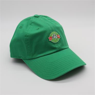 American Needle Washed Twill Cap,lgreen