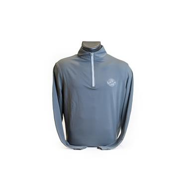 Peter Millar Perth 1/4 Zip Iron