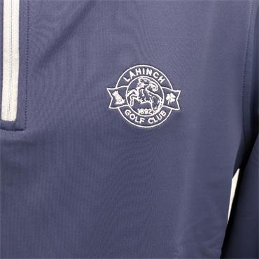 Peter Millar Perth 1/4 Zip Navy