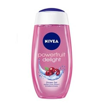 NIVEA POWERFRUIT SHOWER GEL