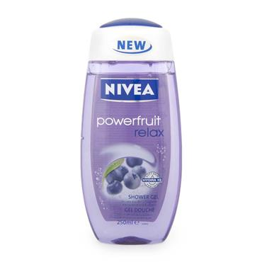 NIVEA SHOWER GEL POWERFRUIT FRESH