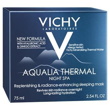 VICHY AQUALIA THERMAL NIGHT CREAM
