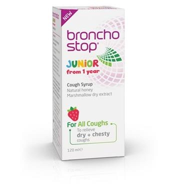 BUTTERCUP BRONCHOSTOP JUNIOR 120ML