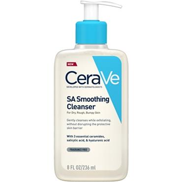 CERAVE SA SMOOTHNG CLEANSER 236ML