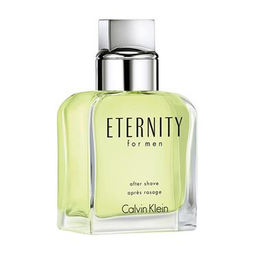 CALVIN KLEIN ETERNITY FOR MEN AFTERSHAVE 100ML