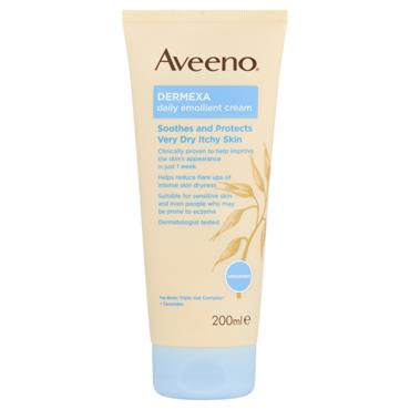 AVEENO DERMEXA CREAM 200ML