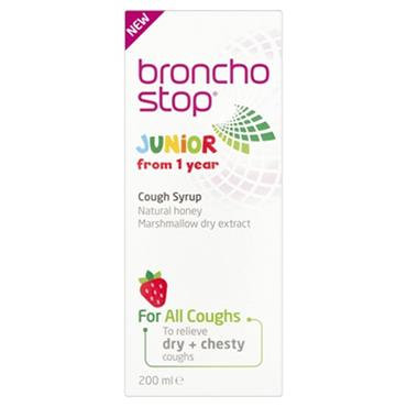 BUTTERCUP BRONCHOSTOP JUNIOR 200ML