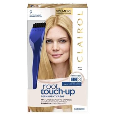 CLAIROL NICE N EASY ROOT TOUCH UP LIGHT BLONDE