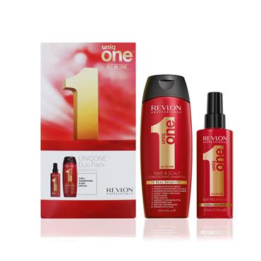 REVLON UNIQ ONE HAIR TREATMENT SET