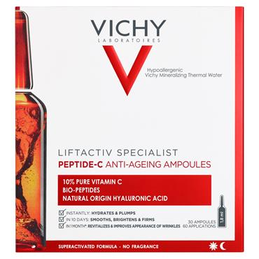 VICHY LIFTACTIV PEPTIDE C AMPULES 10 PACK