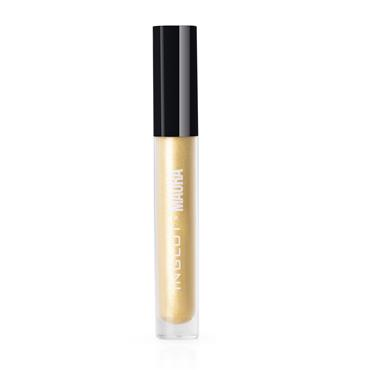 INGLOT Maura Collection NAUGHTY NUDES LIPGLOSS 332 GOLD GLORY
