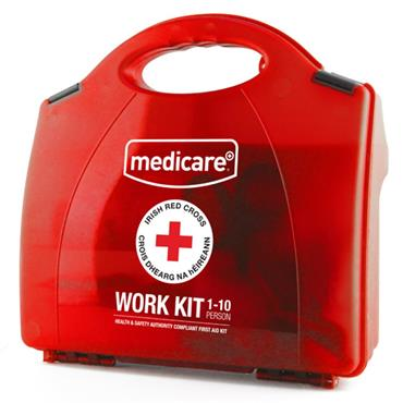 MEDICARE FIRST AID KIT WORK
