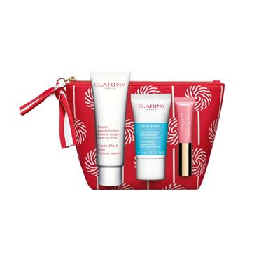 Clarins Beauty Flash Balm Holiday Set