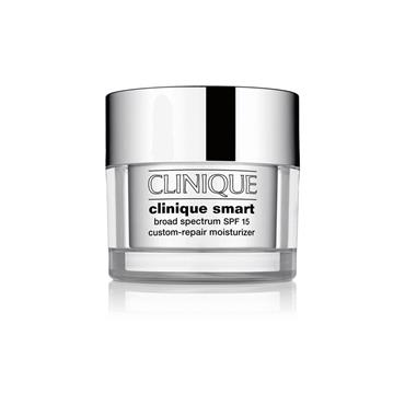 CLINIQUE SMART CUSTOM-REPAIR SPF 15 MOISTURIZER - DRY  V DRY