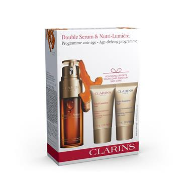 Double Serum & Nutri Lumiere Value Pack
