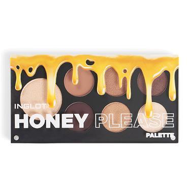 Inglot Honey Please Palette