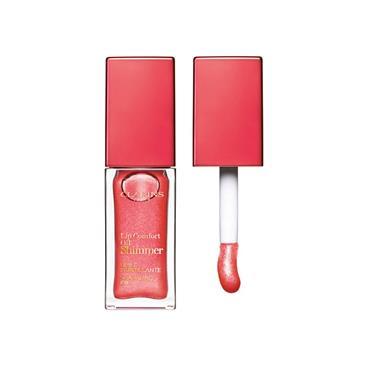 Clarins Lip Comfort Shimmer Oil 06