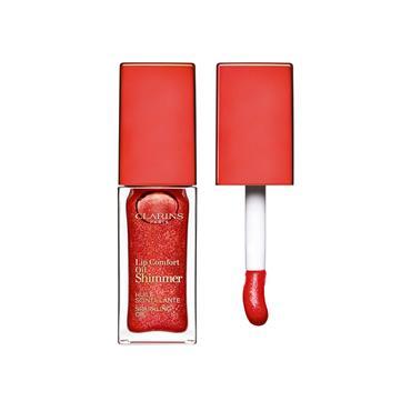 Clarins Lip Comfort Shimmer Oil 07