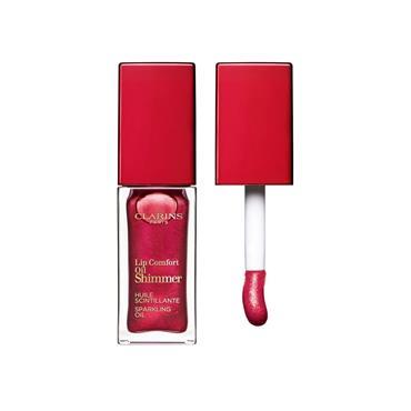 Clarins Lip Comfort Shimmer Oil 08