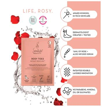 SEOULISTA ROSY TOES INSTANT PREDICURE