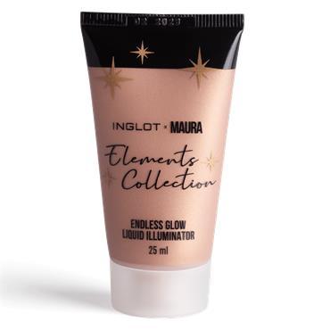 Inglot x Maura Endless Glow Liquid Illuminator Bronze Glow 66