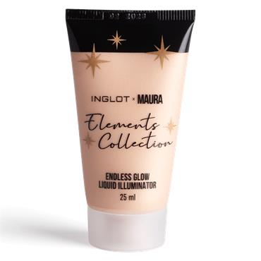 Inglot x Maura Endless Glow Liquid Illuminators