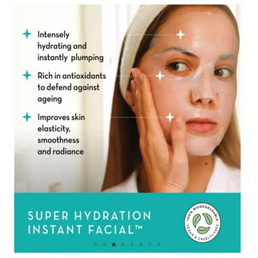 SEOULISTA SUPER HYDRATION INSTANT FACIAL MASK