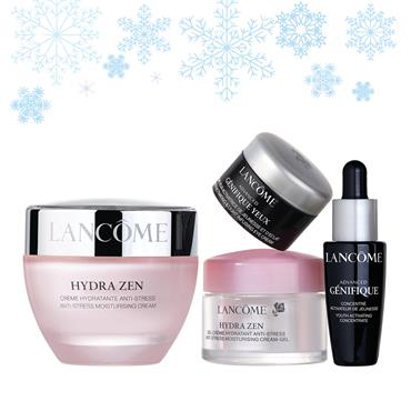 Lancôme Hydra Zen Skincare Christmas Gift Set for Dry Skin