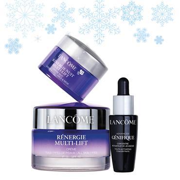 Lancôme Rénergie Christmas Skincare Set