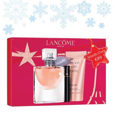 Lancôme Makeup & Skincare Christmas Gift Set