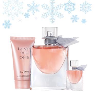 Lancôme La Vie Est Belle Perfume Christmas Gift Set