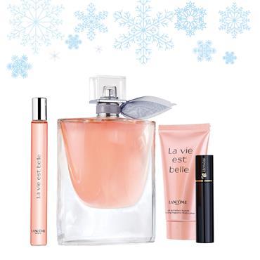 Lancôme La Vie Est Belle Eau De Parfum Christmas Perfume Set