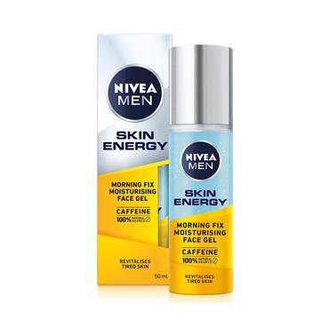Nivea For Men Skin Energy Moisturising Face Gel