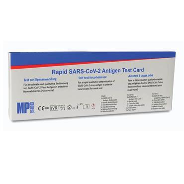 Rapid SARS-CoV-2 Antigen Self-test - Single Test