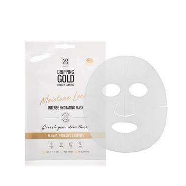 SOSU Dripping Gold Moisture Lock Intense Hydrating Mask