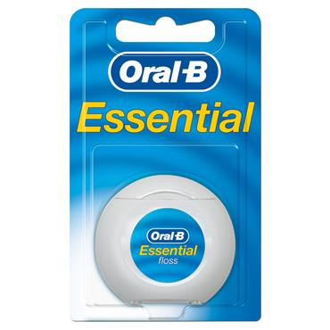 ORAL B ESSENTIAL FLOSS REGULAR 50M