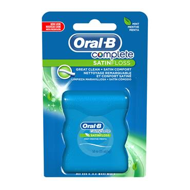 ORAL B SATIN TAPE MINT 25M