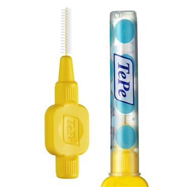 TEPE INTERDENTAL BRUSH SIZE 4 YELLOW 8S
