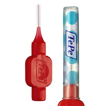 TEPE INTERDENTAL BRUSH SIZE 2 RED 8S