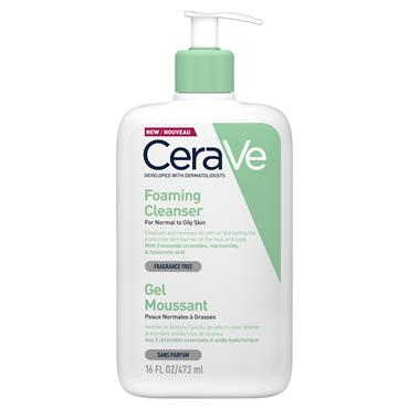 CERAVE FOAMING CLEANSER 473ML